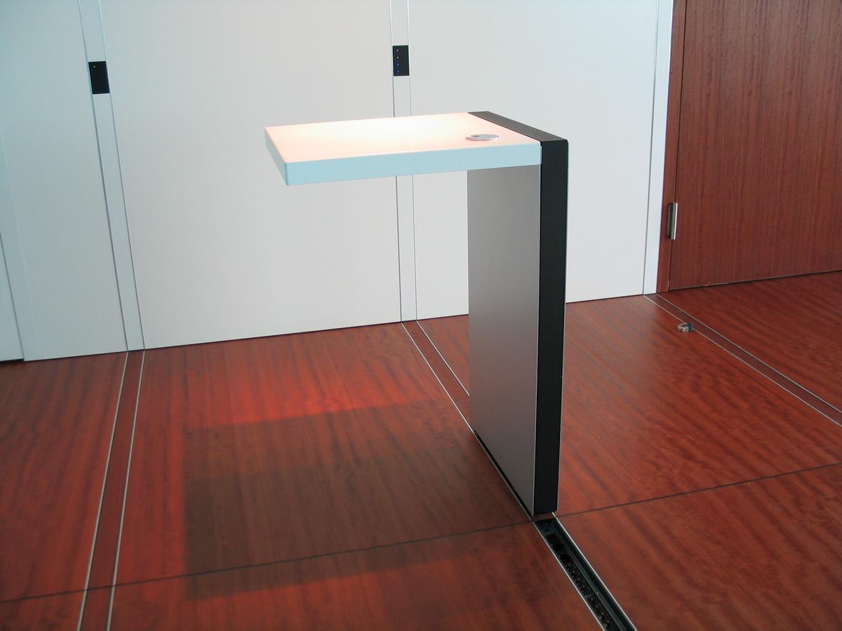 Q Innenarchitektur t systems interior design briefing center inmc frankfurt degital